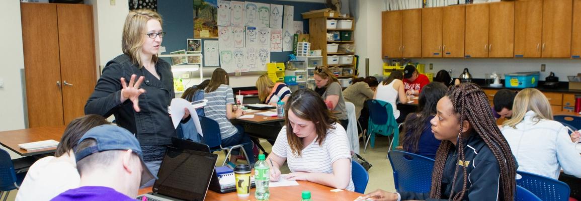 science education classroom