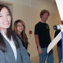 TSA Competition students