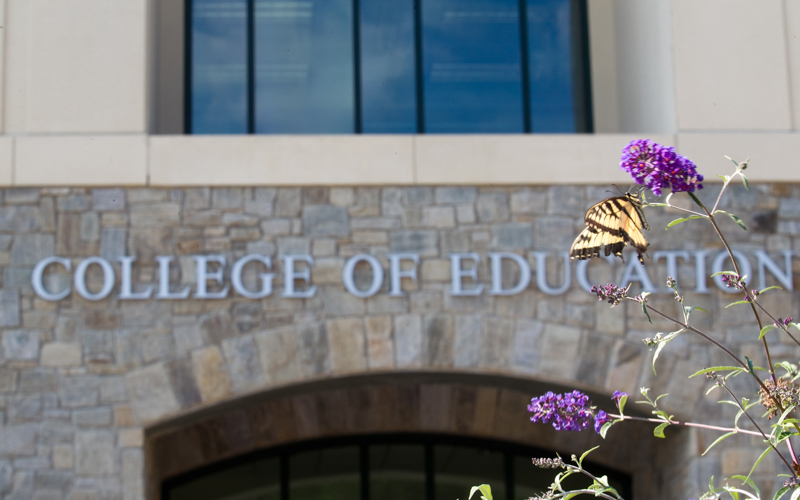 Apply to the Reich College of Education