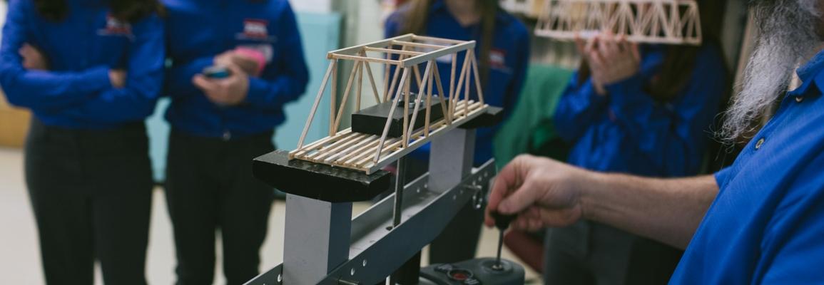 stick bridge competition